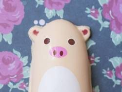 Repose poignet squishy cochon kawaii -  anti stress