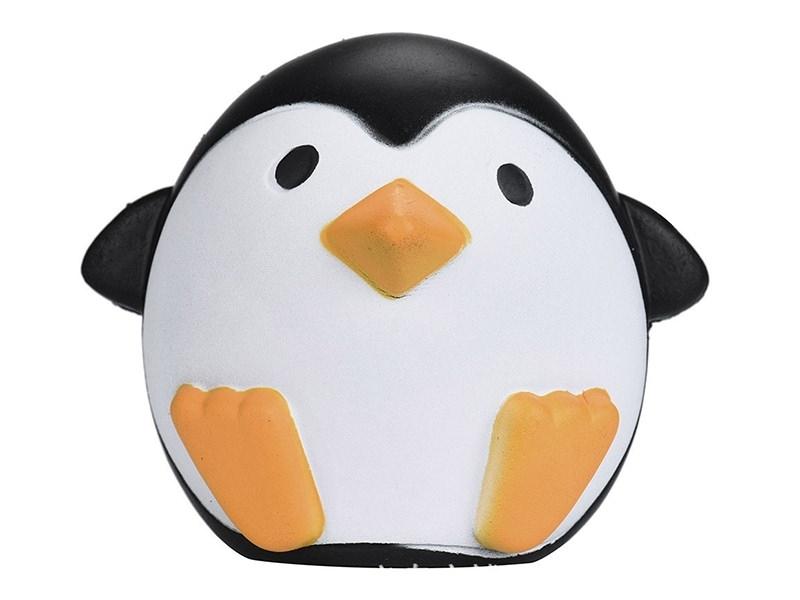 Squishy pingouin mignon  -  anti stress  - 1