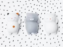 Acheter Mini squishy chat blanc kawaii - anti stress - 1,99€ en ligne sur La Petite Epicerie - 100% Loisirs créatifs