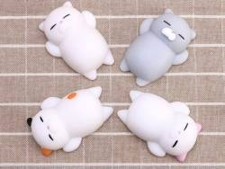 Mini squishy chat kawaii -  anti stress