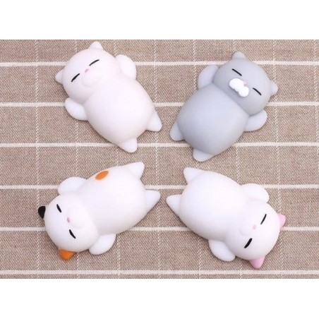 Mini squishy chat kawaii -  anti stress  - 2