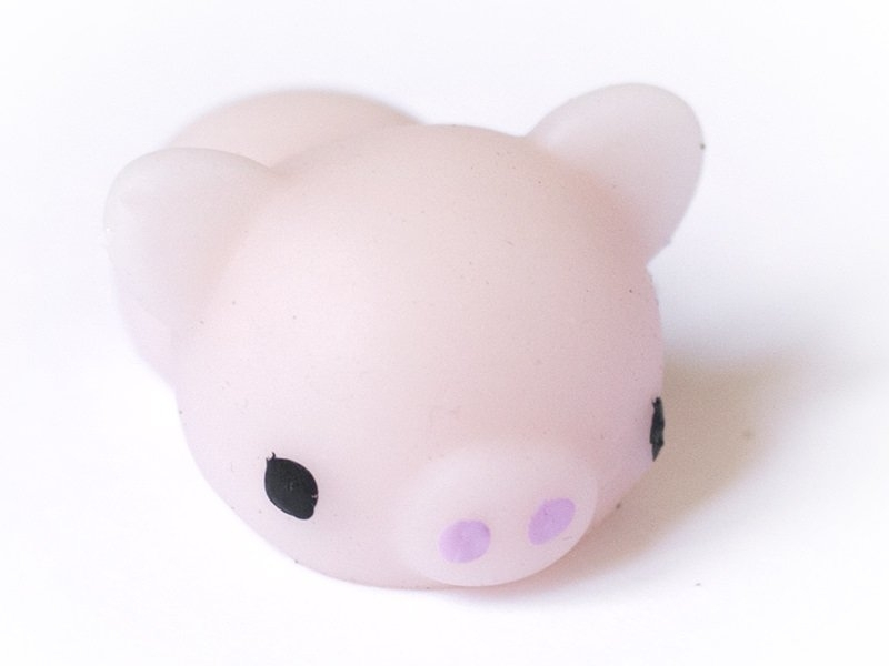 Mini squishy cochon kawaii -  anti stress  - 1