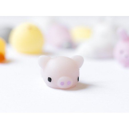 Mini squishy cochon kawaii -  anti stress  - 2