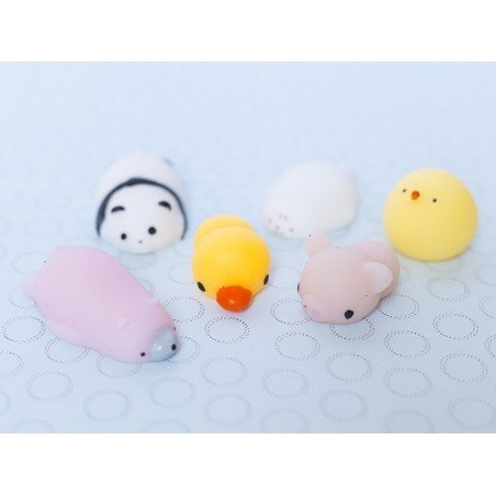 Mini squishy cochon kawaii -  anti stress  - 3