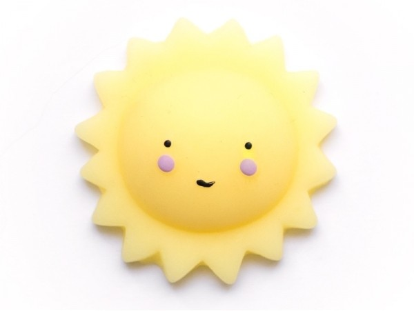 Mini squishy soleil kawaii  -  anti stress  - 1