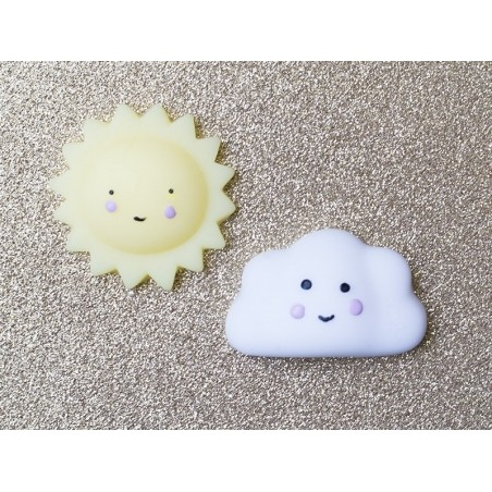 Mini squishy soleil kawaii  -  anti stress  - 3