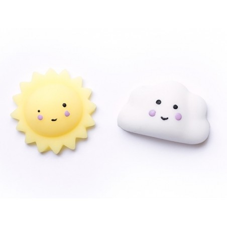 Mini squishy soleil kawaii  -  anti stress  - 4