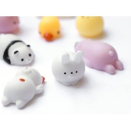 Acheter Mini squishy lapin blanc mignon - anti stress - 1,99€ en ligne sur La Petite Epicerie - 100% Loisirs créatifs