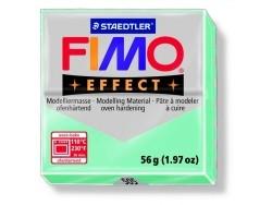 Pâte Fimo EFFECT Pastel Vert 505