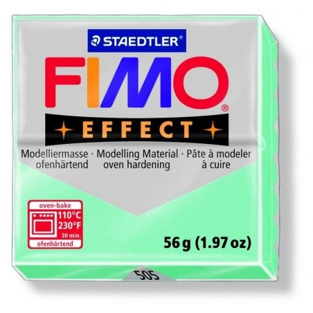 Fimo Effect - pastel green no. 505