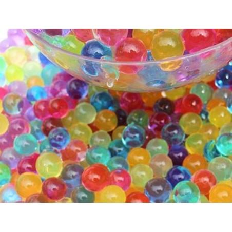 Enorme lot de 5000 billes d'eau multicolores pour le slime  - 3