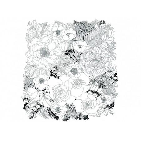 Acheter Livre de coloriage Floribunda de Leila Duly - 15,90€ en ligne sur La Petite Epicerie - 100% Loisirs créatifs