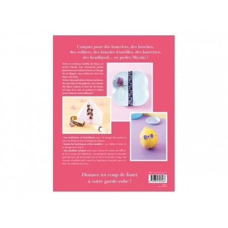 Acheter Livre Bijoux en perles miyuki de Laurianne Guillou - 15,50€ en ligne sur La Petite Epicerie - 100% Loisirs créatifs