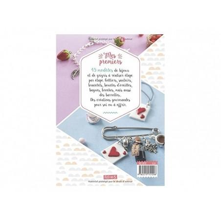 Livre Mes premiers bijoux en pâte Fimo de Carine Le Guilloux Fleurus - 2