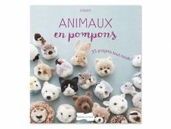 Acheter Livre animaux en pompons de Trikotri - 9,95€ en ligne sur La Petite Epicerie - Loisirs créatifs