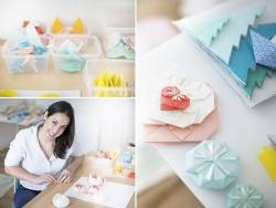Acheter Livre l'Origami comme par magie d'Adeline Klam - 32,00€ en ligne sur La Petite Epicerie - 100% Loisirs créatifs