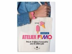 Livre  atelier Fimo de Do It Yvette Hachette - 1