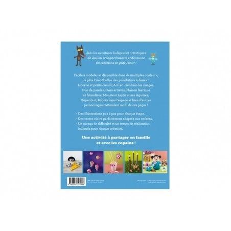 Livre Petites créa faciles en pâte fimo kids L'inédite - 3