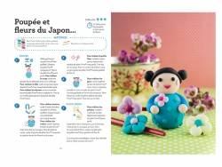 Livre Petites créa faciles en pâte fimo kids L'inédite - 7