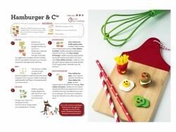 Livre Petites créa faciles en pâte fimo kids L'inédite - 8