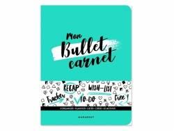 livre mon bullet carnet Marabout - 1