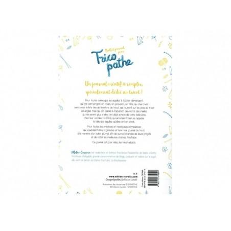 Acheter Livre Bullet journal pour Tricopathe par Mélise Carrara - 16,00€ en ligne sur La Petite Epicerie - 100% Loisirs créa...