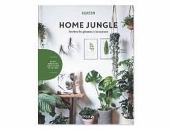 Livre Home Jungle - Invitez les plantes à la maison de Sophia Lucano SOLAR EDITION - 1
