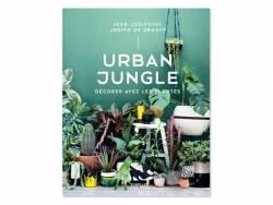 Livre Urban jungle - Décorer avec les plantes de Igor Josifovic et Judith de Graaf Eyrolles - 1