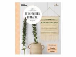 Livre Mes créations en tissage de Juliette Michelet Marie Claire - 1