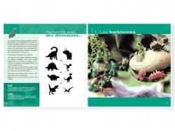 Livre Dinosaures à créer en pâte polymère Créapassions - 2