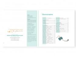 """French book """" Bijoux en plastique fou"""""""