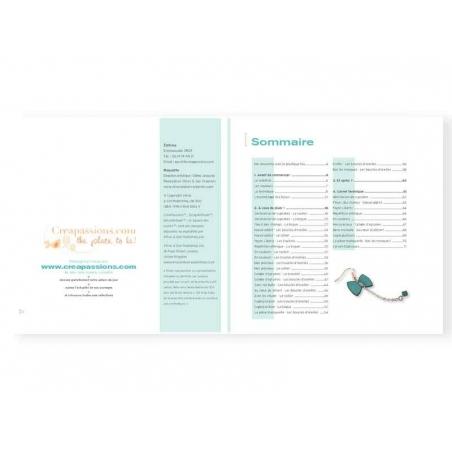 Livre Bijoux en plastique fou Créapassions - 2
