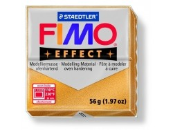 Pâte Fimo EFFECT Métallique Or  11 Fimo - 1