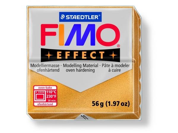 Acheter Pâte Fimo EFFECT Métallique Or 11 - 1,99€ en ligne sur La Petite Epicerie - Loisirs créatifs