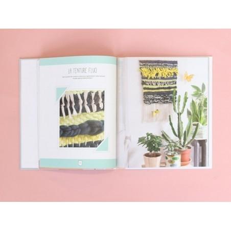 Acheter Livre Mes créations en tissage de Juliette Michelet - 17,90€ en ligne sur La Petite Epicerie - Loisirs créatifs