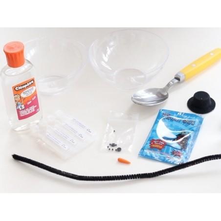 Kit complet - fabriquez votre frozen slime La petite épicerie - 2