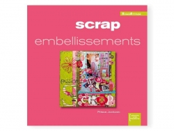 "French book "" Scrap embellisements"""