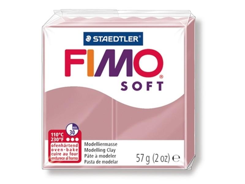Acheter Pâte Fimo Soft Rose Antique 20 - 1,99€ en ligne sur La Petite Epicerie - 100% Loisirs créatifs