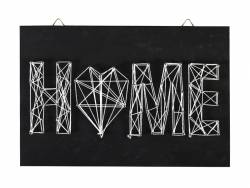 Kit string art tableau home Graine Créative by DTM - 1