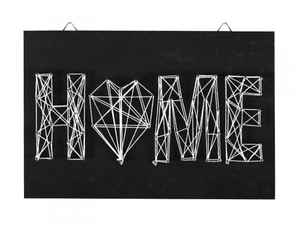 Acheter Kit string art tableau home - 12,99€ en ligne sur La Petite Epicerie - 100% Loisirs créatifs
