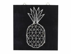 Kit string art tableau ananas