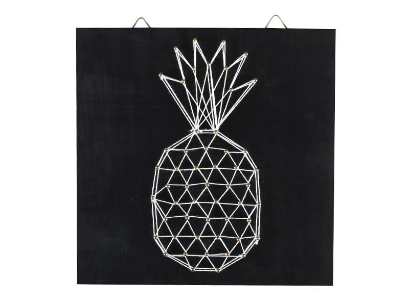 Acheter Kit string art tableau ananas - 9,99€ en ligne sur La Petite Epicerie - Loisirs créatifs