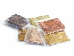 Acheter Lot de 6 sachets de poudres de paillettes - couleurs dorées - 2,99€ en ligne sur La Petite Epicerie - 100% Loisirs c...