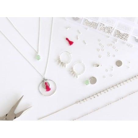 Kit MKMI - mon atelier bijoux - argenté La petite épicerie - 2