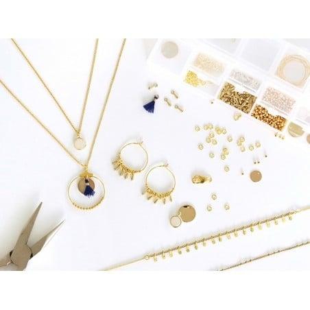 Kit MKMI - mon atelier bijoux - doré La petite épicerie - 2