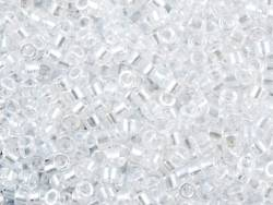 Miyuki Delicas 11/0 - cristal transparent 141 Miyuki - 1