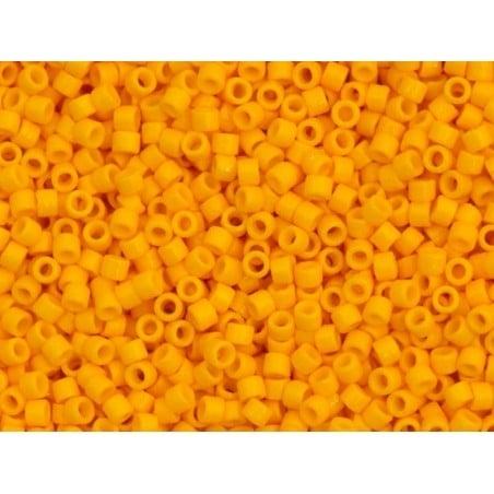 Acheter Miyuki Delicas 11/0 - Duracoat opaque dyed light squash 2103 - 2,99€ en ligne sur La Petite Epicerie - Loisirs créatifs