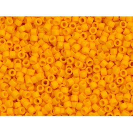 Miyuki Delicas 11/0 - orange courge 2103 Miyuki - 1