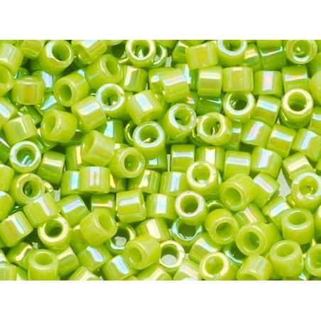 Acheter Miyuki Delicas 11/0 - Opaque ab chartreuse DB-169 - 1,99€ en ligne sur La Petite Epicerie - Loisirs créatifs