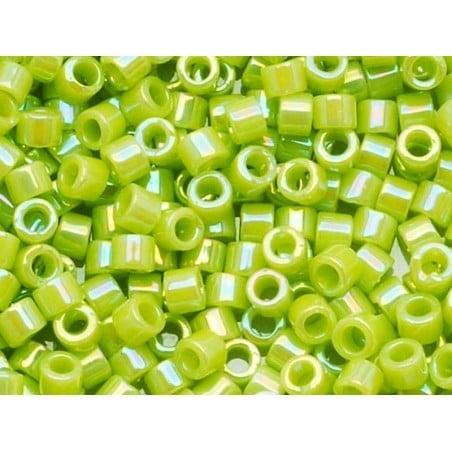 Miyuki Delicas 11/0 - vert chartreuse 169 Miyuki - 3